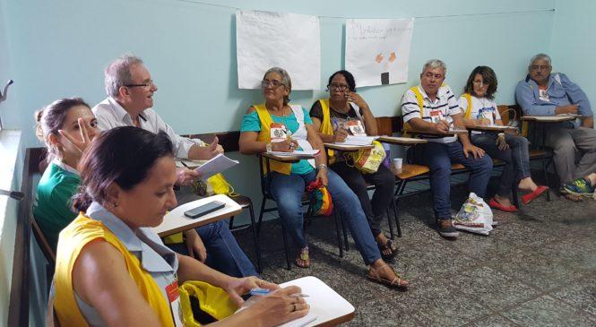 Hora do Agir: Regional Oeste II se reúne para definir as linhas de ações motivadas pelo 14º Intereclesial
