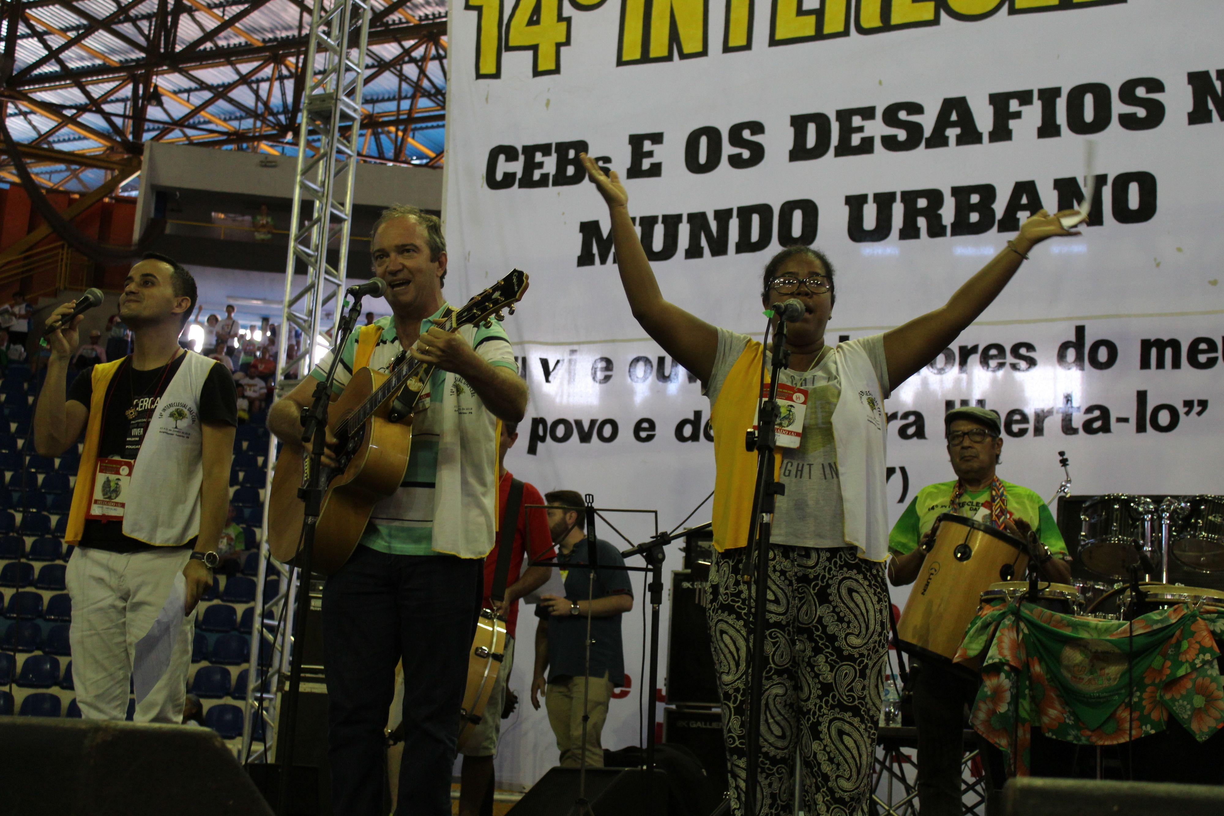 Alegrias e Expectativas do Regional Oeste II no 14º Intereclesial em Londrina