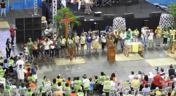 Irmãos indígenas e suas lutas, que são nossas: presença marcante no 14º Intereclesial