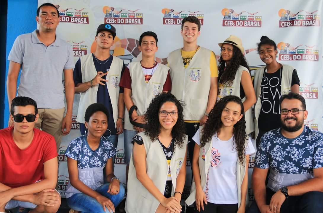 A Juventude de Murialdo de Londrina – PR no 14º Intereclesial da CEBs do Brasil.