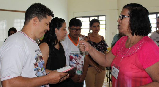 CEBs-Mato Grosso têm nova coordenação