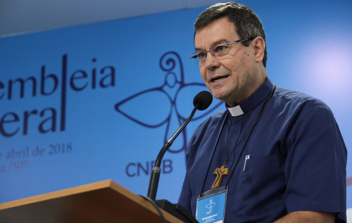 """Dom Severino Clasen: """"Os leigos não só pertencem à Igreja, mas são Igreja"""""""