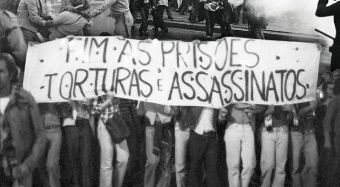 50 anos do AI-5: Negar Ditadura é Ignorância Histórica