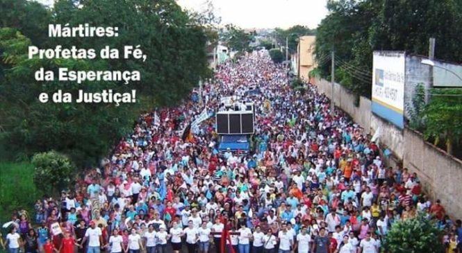 28ª Romaria dos Mártires Diocese Rondonópolis-Guiratinga