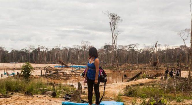 Tráfico na Amazônia peruana, mercantilização de pessoas a serviço de quem saqueia a Casa Comum.