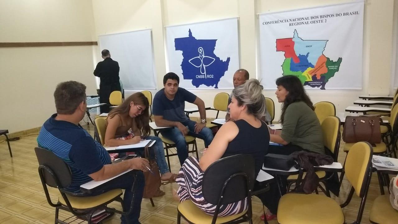 Cuiabá recebe encontro de Formação em Políticas Públicas e Direitos Sociais