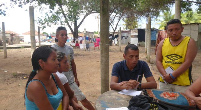 Ka-ubanoko, integrar os migrantes venezuelanos warao desde a autogestão.