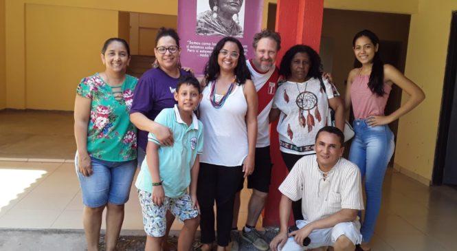 Integrantes das CEBs/MT participam de curso sobre Projeto Popular para o Brasil