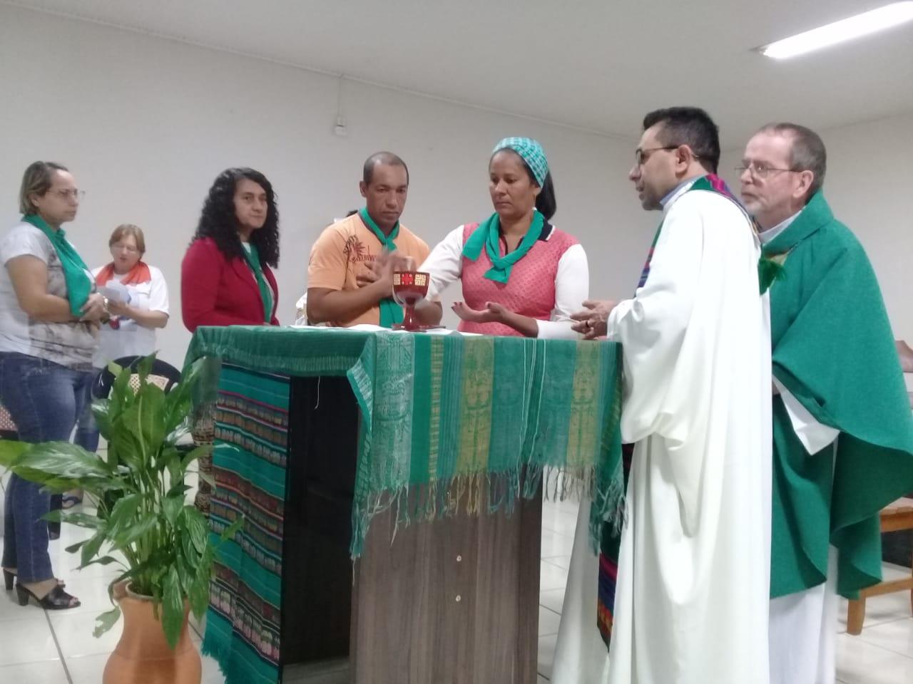 Lideranças refletem sobre missão das CEBs na diocese de Primavera do Leste-Paranatinga/MT