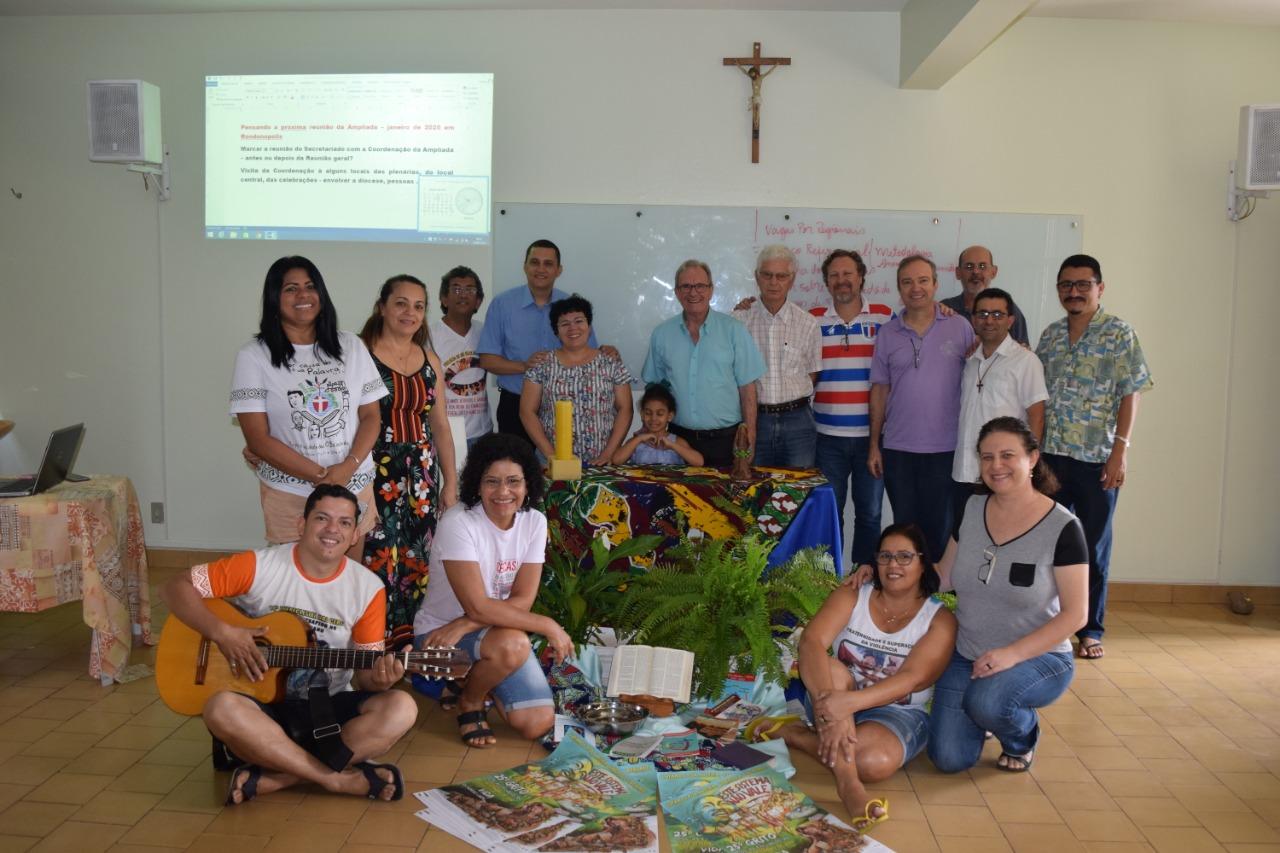 Reunião destaca 15º Intereclesial e animação das comunidades