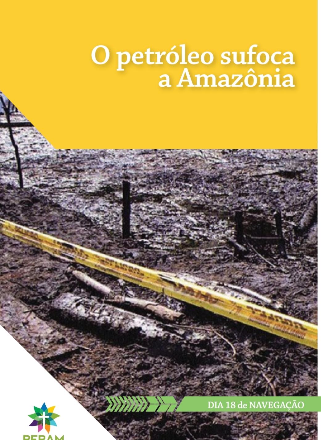 40 DIAS PELO RIO: NAVEGANDO JUNTOS A BOA NOVA DE DEUS A CAMINHO DO SINODO AMAZÔNICO. DIA 18 de NAVEGAÇÃO