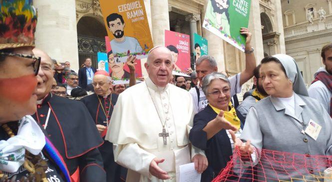 Bispo de Juína (MT) traz primeiras impressões sobre Sínodo da Pan-Amazônia