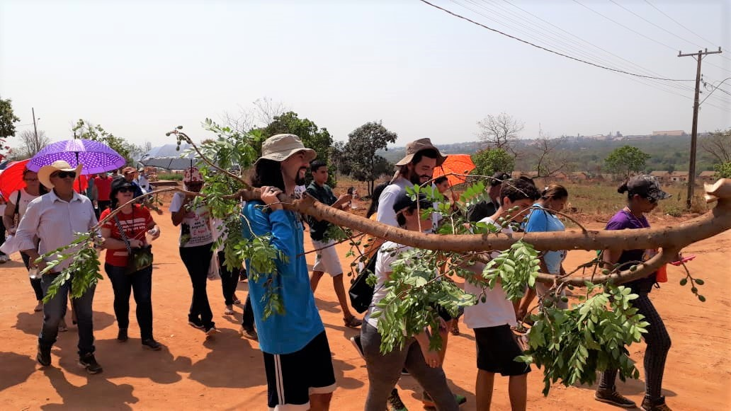 Rondonópolis/MT: Romaria Franciscana faz defesa do Cerrado