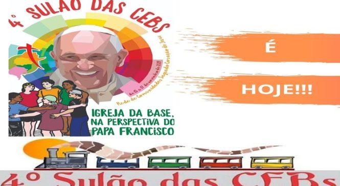 """IGREJA DA BASE NA PERSPECTIVA DO PAPA  FRANCISCO: """"EU VI, OUVI E DESCI PARA SER SAL, LUZ E FERMENTO DE TRANSFORMAÇÃO"""""""