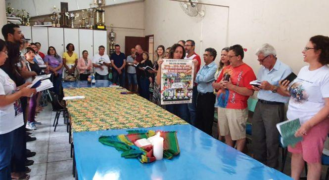 CEBs do Regional Sul 2 se reúnem e lançam oração do 8º Intereclesial