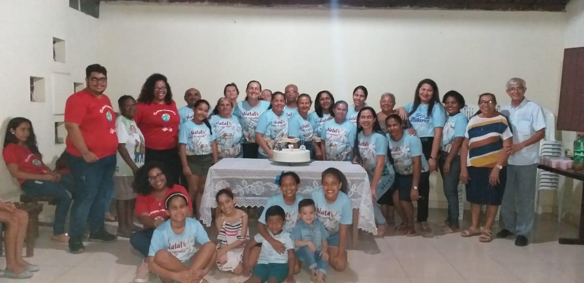 Diocese de Nazaré/PE celebra 48 anos de CEBs