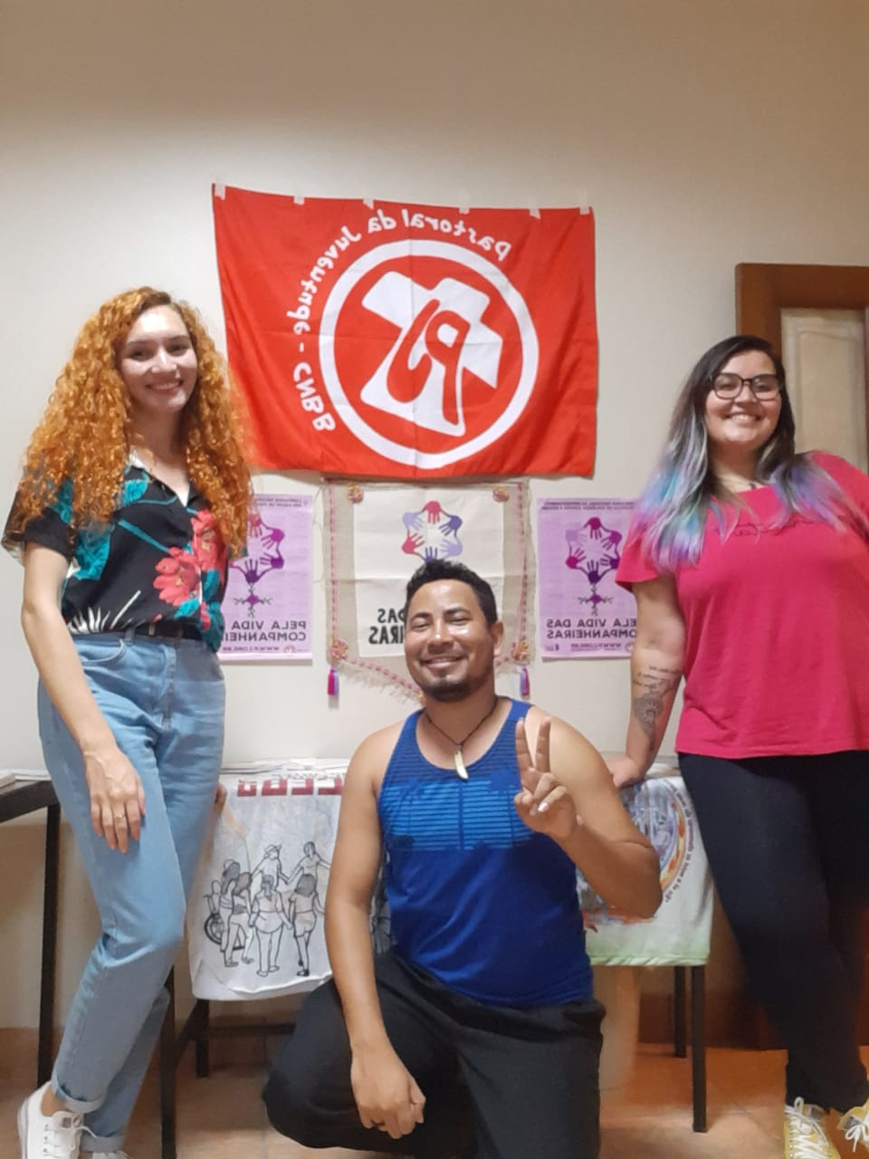 1° Encontro Latino-americano de juventudes das CEBs