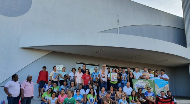 Diocese Rondonópolis/Guiratinga promove reunião formativa com lideranças.