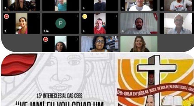 Equipe de comunicação para o 15° Intereclesial realiza reunião de planejamento