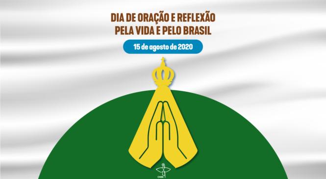DIA DE ORAÇÃO PELA VIDA E PELO BRASIL