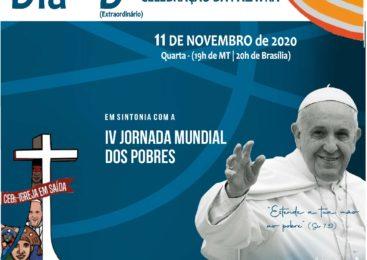 """11 DE NOVEMBRO – DIA """"D"""" – RUMO AO 15º INTERECLESIAL DAS CEBs"""