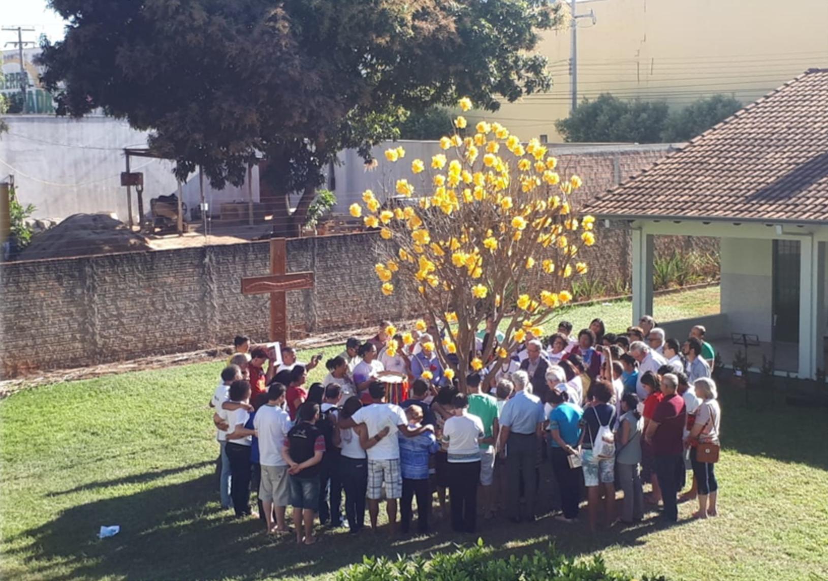 1ª Carta às Comunidades: O TREM DAS CEBS COMEÇA ANDAR