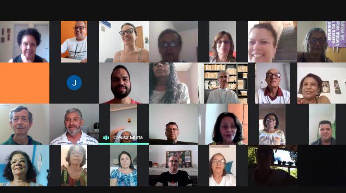 CEBs de Minas Gerais reunida