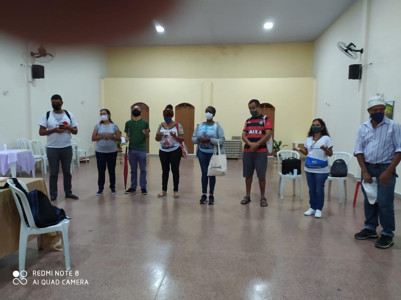 Equipe das CEBs Arquidiocesana de BH realiza encontro