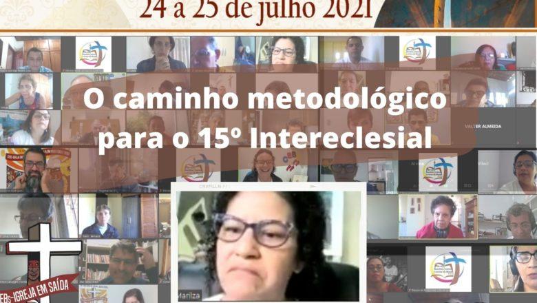 O caminho metodológico para o 15º Intereclesial – uma breve conversa!