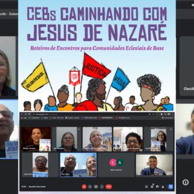 Lideranças da Diocese de Primavera do Leste – Paranatinga realizam o 7º Encontro da cartilha Caminhando com Jesus de Nazaré